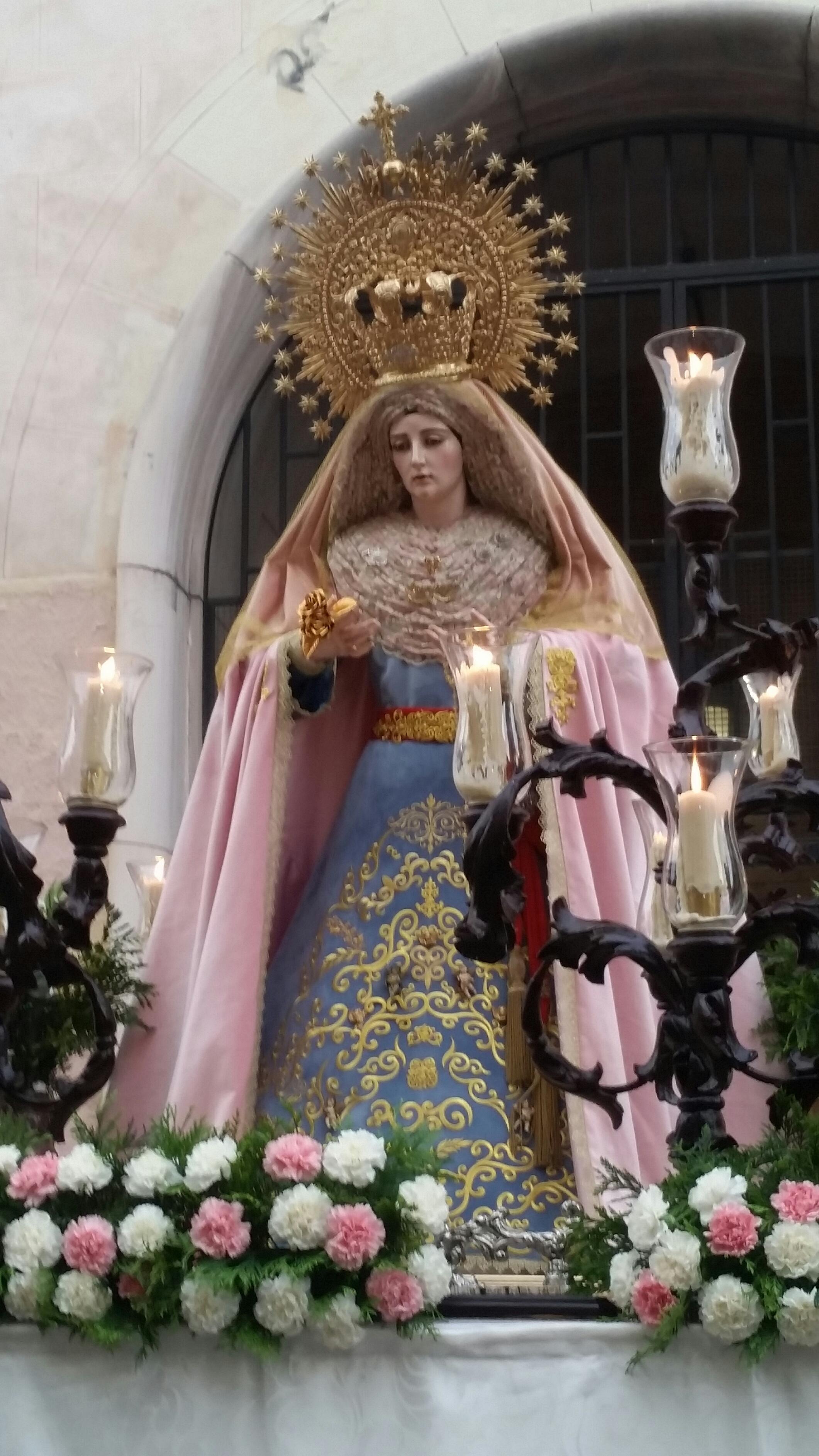 Virgen Anunciación