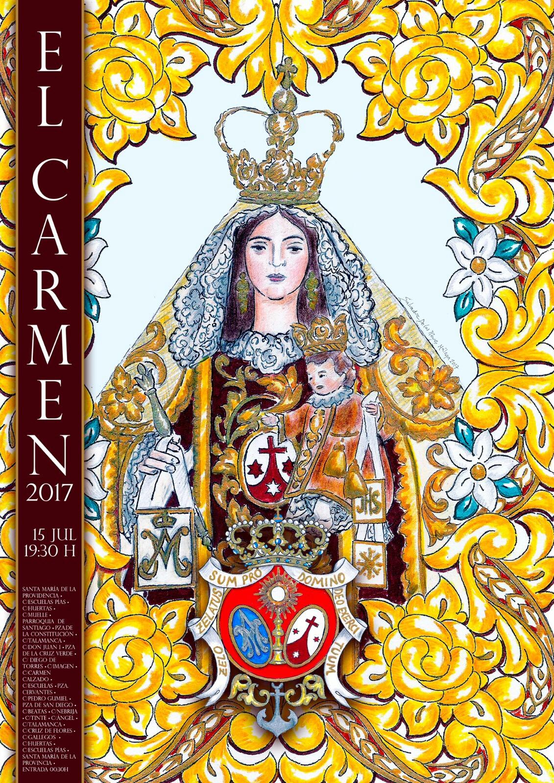Virgen Carmen 1