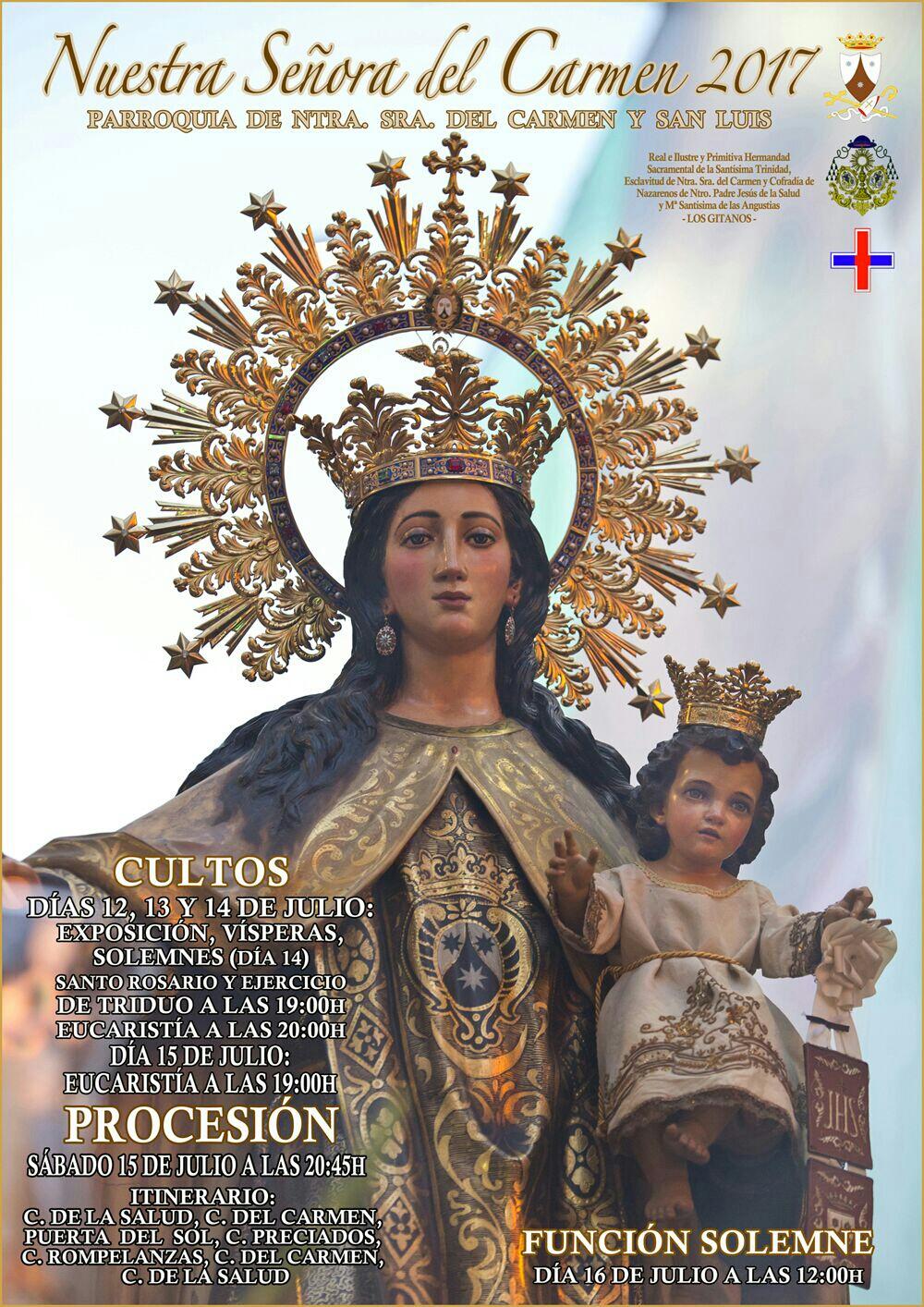 Virgen Carmen 2