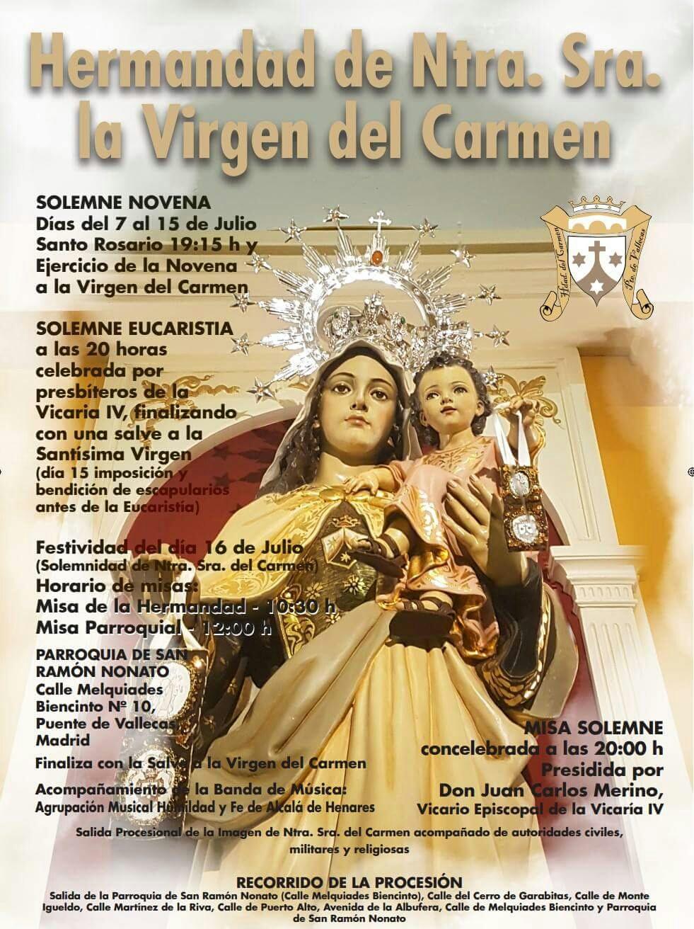 Virgen Carmen 3